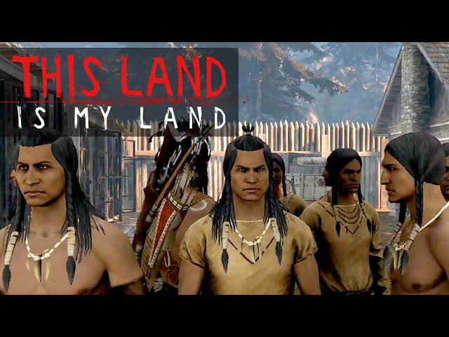 Ein paar viele xD 🦅 This Land Is My Land #20 🦅 [Lets Play Deutsch]