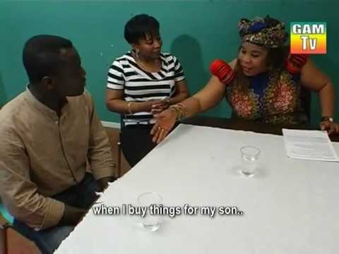 Transnational Child-Raising Arrangements (TCRAs) GAM TV Talk Show 2010