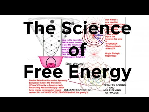 The Science of Free Energy