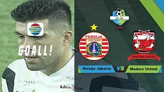 Download Video Goal Penalti Fabiano Beltrame - Madura United vs Persija Jakarta | Gojek Liga 1 Bersama Bukalapak MP3 3GP MP4