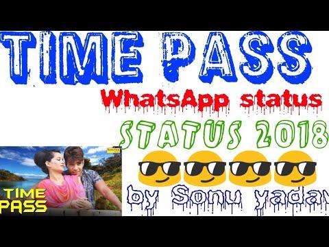 Time pass  haryanvii 😩sad😩 song WhatsApp status by sonu roman