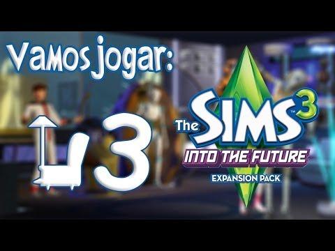 The Sims 3 Into The Future (No Futuro) Gameplay - Oasis Landing Ep.3
