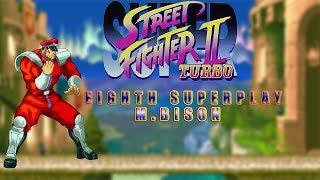 Super Street Fighter II Turbo - M.Bison【TAS】