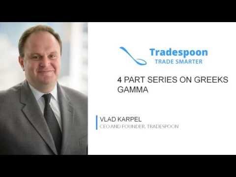 4 Part Series on Greeks - Gamma