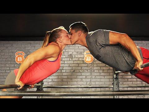 11 Crazy-Fit Kisses