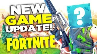NEW MODE UPDATE Patch Notes - Fortnite Battle Royale