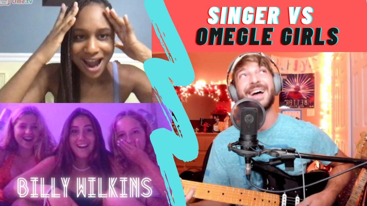 Download Singer vs OMEGLE GIRLS!! (Best Omegle Singing Reactions)