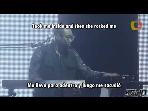Maroon 5 - Lucky Strike HD Live Video Subtitulado Español English Lyrics