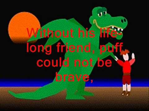 Puff The Magic Dragon - With Lyrics - The Irish Rovers
