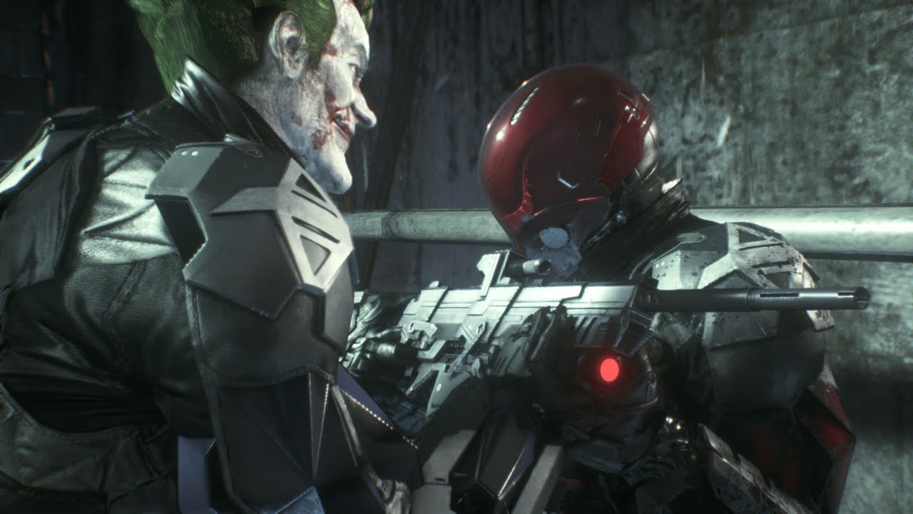 batman vs red hood - photo #40