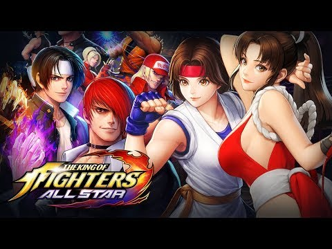 The King Of Fighters Allstar - Grand Open - Android On PC - Mobile - F2P - JP
