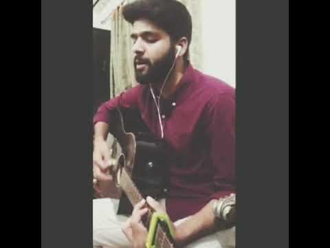 Tera Ban Jaunga L Kabir Singh L Acoustic Cover L Hammas Hassan