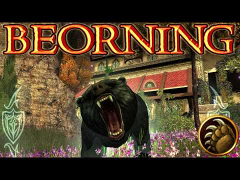 LOTRO: Beorning Gameplay 2017 – Lord of the Rings Online | 2017 Gameplay