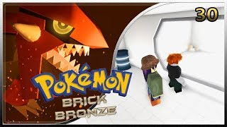 POKEMON BRICK BRONZE ROBLOX #30 EL TEAM ECLIPSE CAPTURA A JAKE GAMEPLAY ESPA-OL