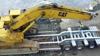 #Amazing Amazing biggest oversize load truck - world biggest truck in the world - most amazing truc