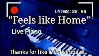 Beautiful Piano solo Feels Like Home Linda Ronstadt 1995 Davi Bachroedin