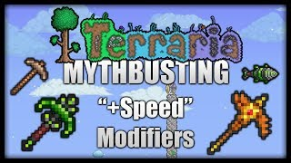 """Terraria 1.2.4 Mythbusting 
