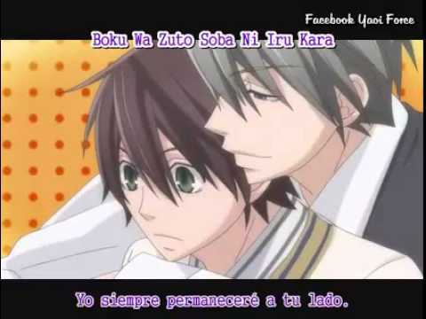 Opening completo en español de Junjou Romantica 3