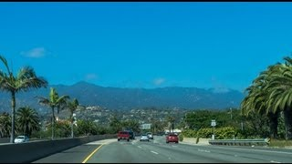 13-29 California Coast #4 of 4: US-101 South - Santa Barbara to Ventura