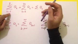 Toplam Sembolü 2 - şenol Hoca Şenol Hoca Matematik
