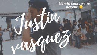 A day with Justin Vasquez at Sm Cabanatuan City 🙈❤️