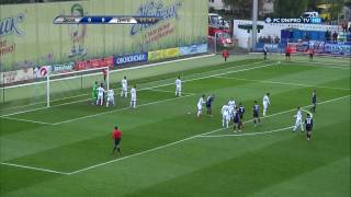 Desna vs Dnipro full match