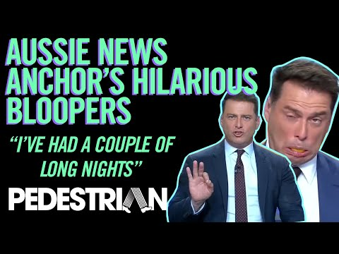 Karl Stefanovic's Spiciest Moments | PEDESTRIAN.TV from YouTube · Duration:  8 minutes 52 seconds