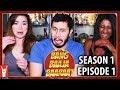 BANG BAAJA BAARAAT EPISODE 1 Reaction w/ Achara & Angela!