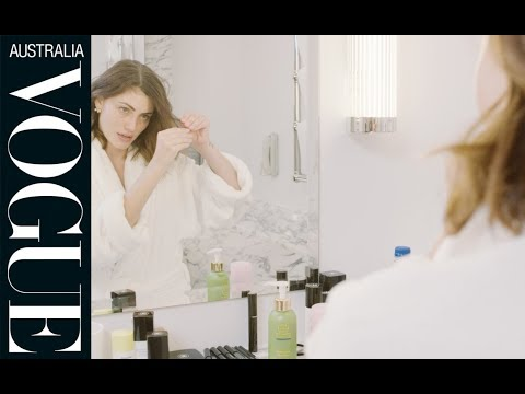 Phoebe Tonkin's morning beauty routine in 10 products
