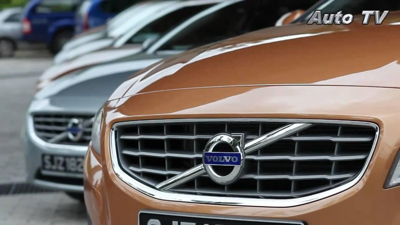Volvo All New S60 馬來西亞新車試駕