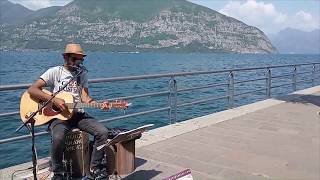 HALLELUJAH - Edwin One Man Band - Iseo - 2019