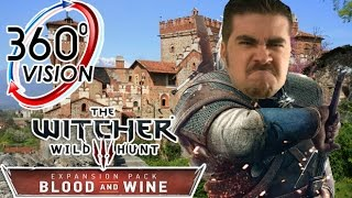 AngryJoe's Witcher 360° Castle Adventure!