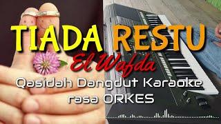 Download TIADA RESTU - Imam Ghozali Versi Qasidah Dangdut KARAOKE rasa ORKES