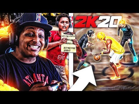 THIS IS THE REASON WHY I PLAY NBA 2K20