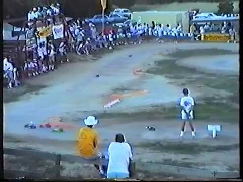 1991 Australian 1/10th off road Nats. at canberra ACT. vid01/04