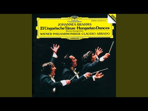 Brahms: Hungarian Dance No. 5 in G Minor, WoO 1 No. 5 (Orch. Schmeling)