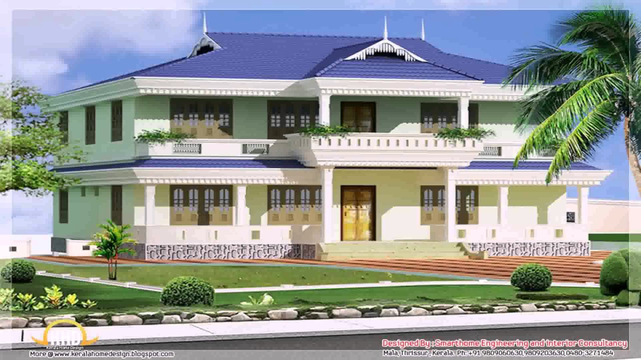 Amazing Front Design Of House In Assam Part - 13: House Front Style