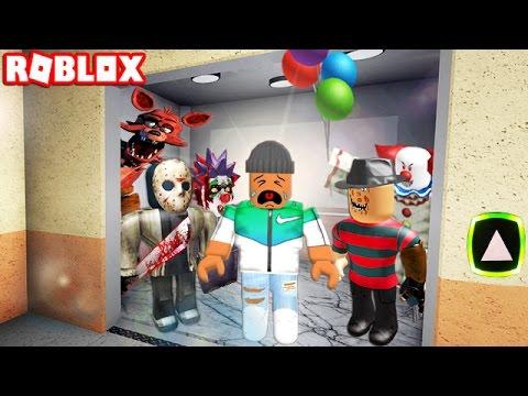 The Roblox Horror Elevator