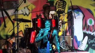 Gaël et les Caïmans au Basango Jazz Festival