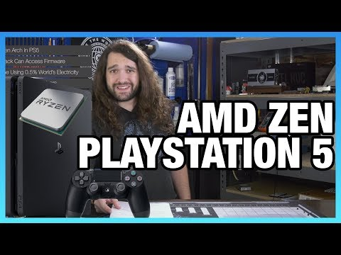 HW News - Sony PS5 & Zen Architecture, Cringy Mining Ad