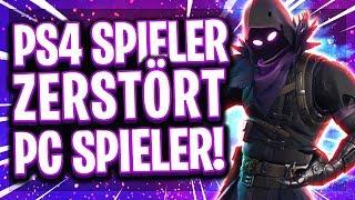 🎮🔥💶PS4 GEGEN DIE BESTEN PC SPIELER EUROPAS! | 15.000$ Gewinn durch ein krassen Play?! | Fortnite