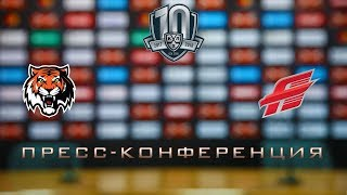 05.01.2018 / Amur - Avangard / Press Conference