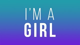 "Song for Time's Up Movement: ""I'M A GIRL"" by 11-year-old singer/songwriter, Official Lyric Video"