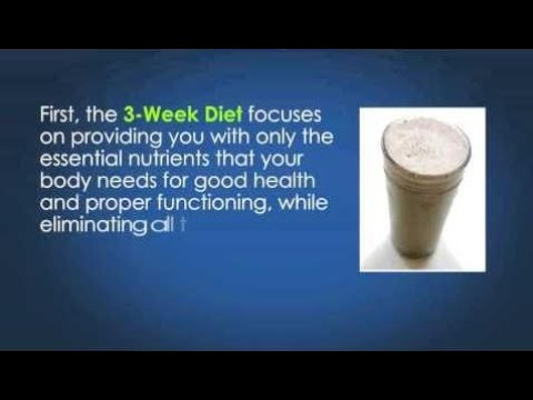 The 3 Week Diet System By Brian Flatt  3 Week Diet Brian