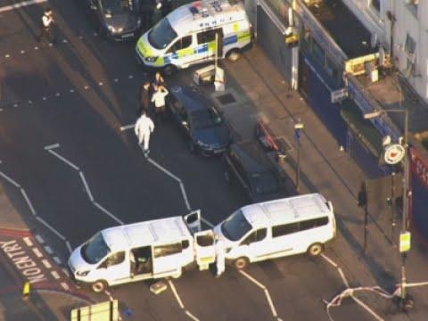 London Mosque Crash: At Least One Dead, Ten Hurt