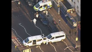 London Mosque Crash: At Least One Dead, Ten Hurt