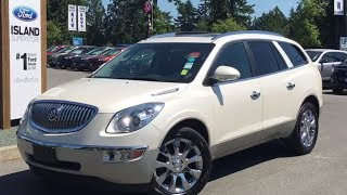 2011 Buick Enclave CXL-2, Heated/Cooled Seats, AWD Review| Island Ford