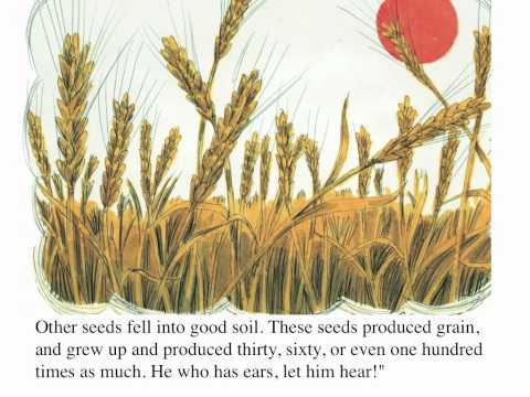 The Parable of the Sower and the Seed