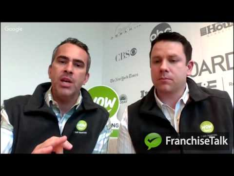 Franchise Talk with Wow 1 Day Painting Franchise