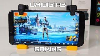 UMIDIGI A3 Pro PUBG PES 2019 & Asphalt 9 Gaming Review
